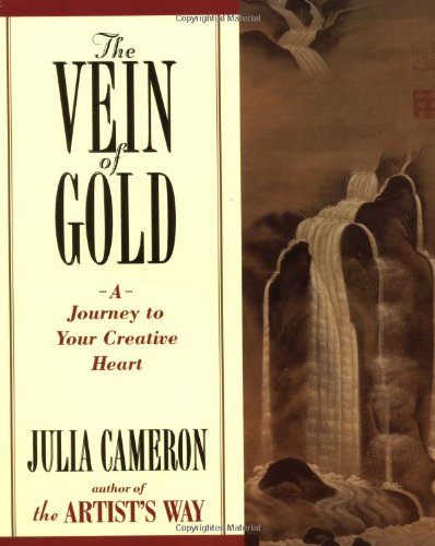 A Vein of Gold, by Julia Cameron, is a wonderful way to elevate your artistic, creative and writing talents by discovering the vein of gold in your personal life story.