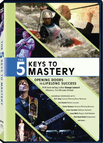 5 Keys to Mastery - highly recommended documentary for creatives