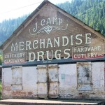 J. Camp Mercantile - Happy Camp, CA ... links to Happy Camp based fiction.