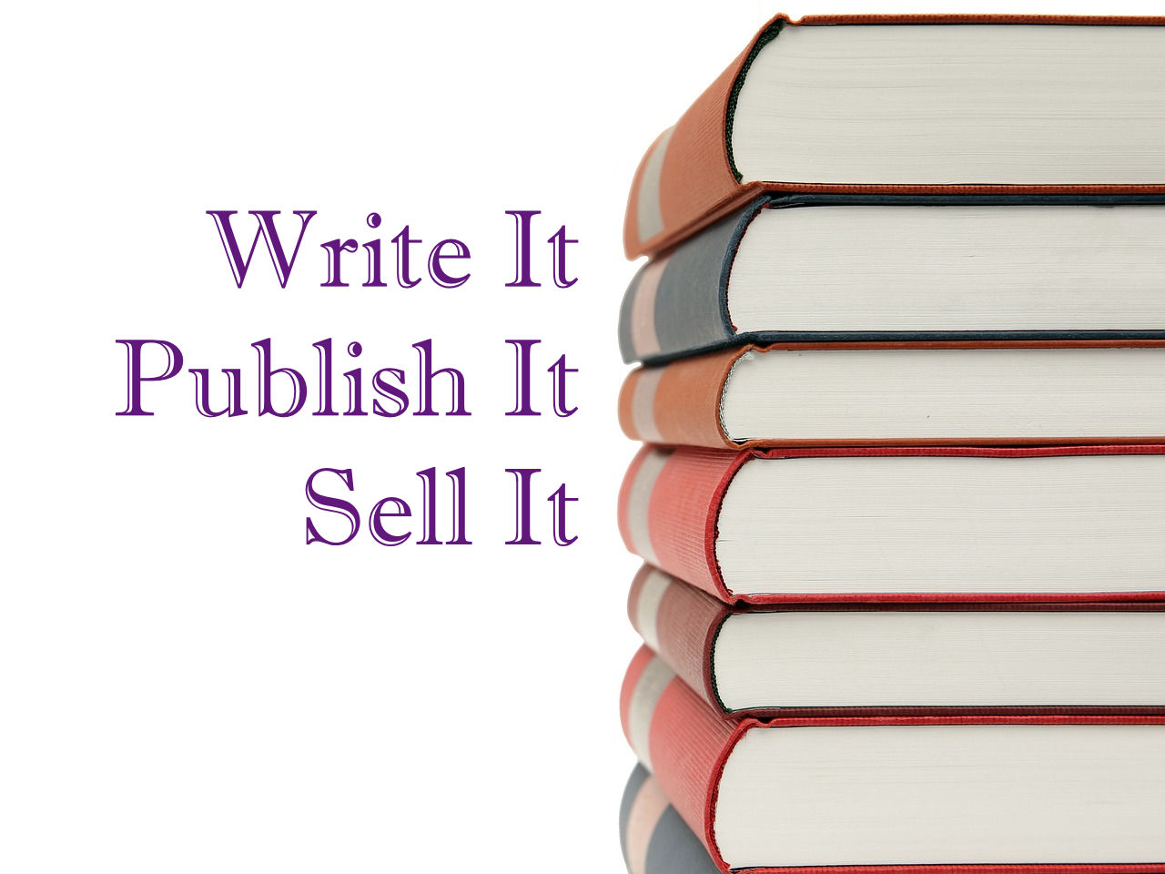 Write, Publish and Sell Your Book