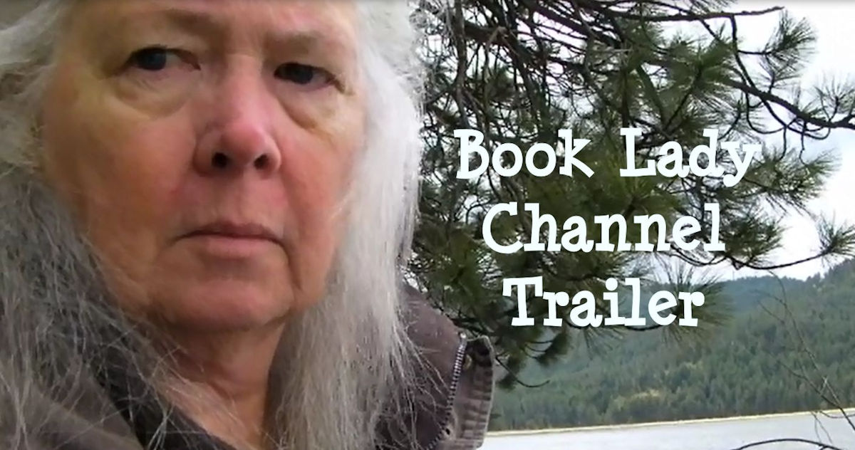 Book Lady Channel Trailer