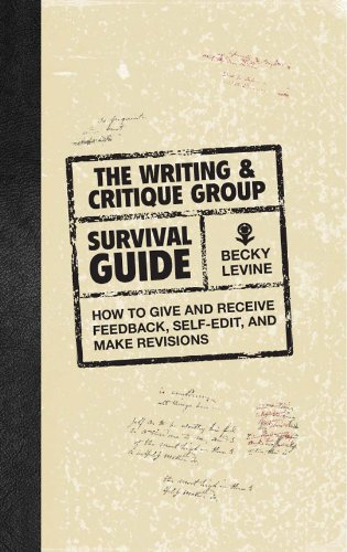 A critique group survival guide... How to create online writing critique groups.