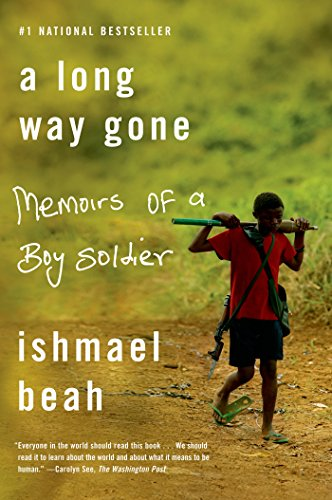 A Long Way Gone - memoir of a boy soldier