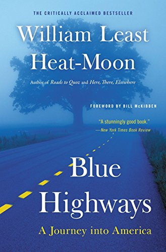 Blue Highways - a travel memoir