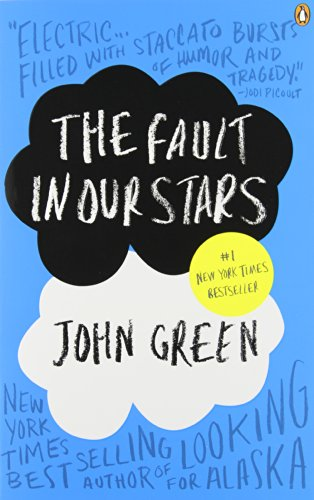 The Fault in Our Stars... YA novel bestseller