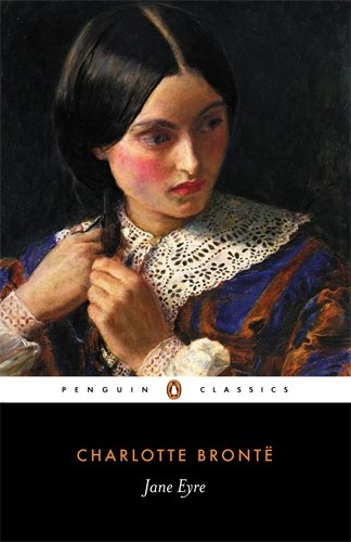 Jane Eyre, by Charlotte Bronte