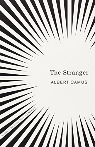The Stranger - short novel about a man falsely accused
