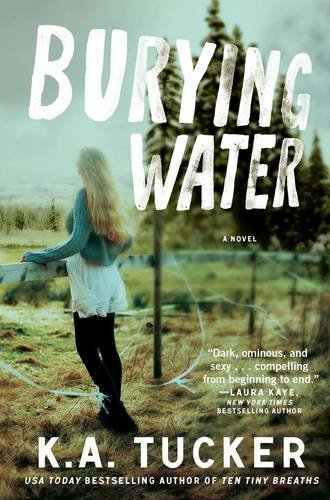 Burying Water - a woman wakes up in an Oregon field with no memory.
