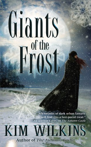 Giants of the Frost - modern woman meets Norse gods.