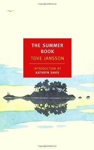The Summer Book is about a grandmother and granddaughter spending the summer on an island near Finland.