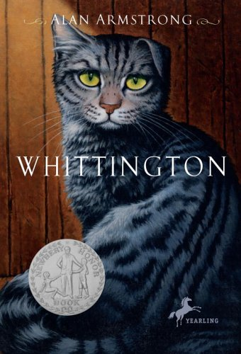 Whittington - a story-telling cat.