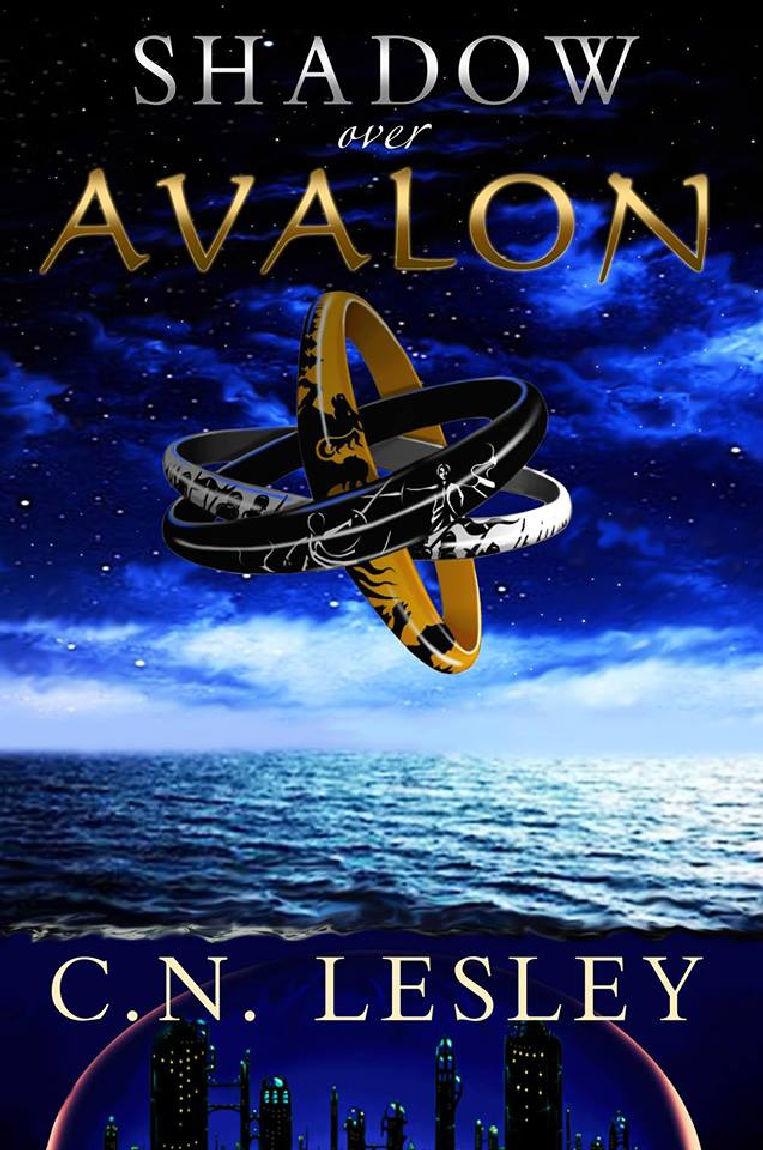 Shadow Over Avalon is a SciFi novel by Canadian author C.N.Lesley
