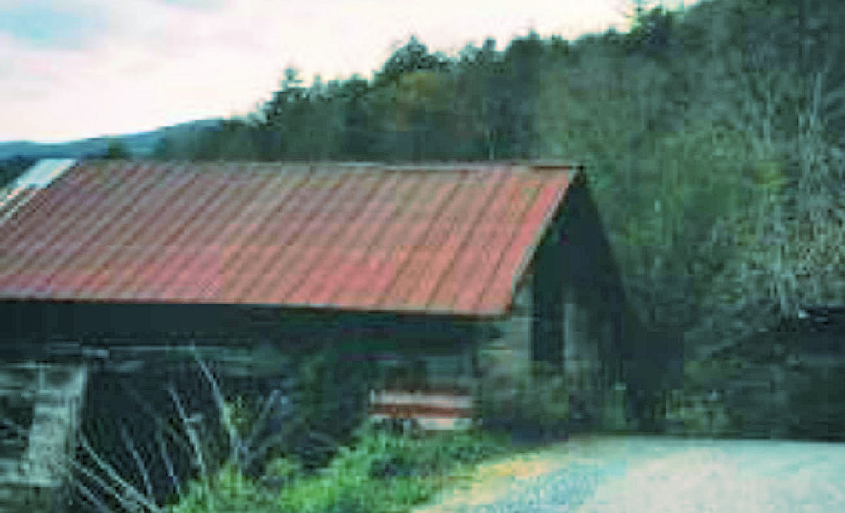 Hillbilly Elegy house