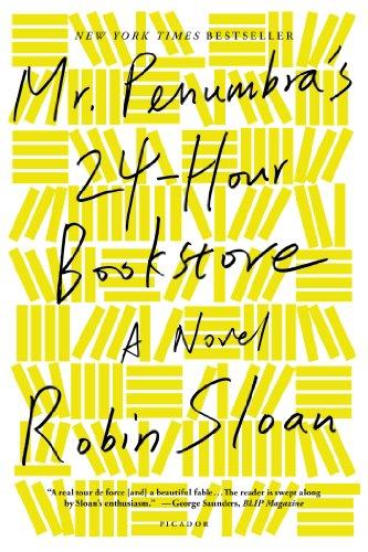 Mr. Penumbra's 24 Hour Bookstore