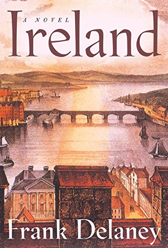 Ireland, a novel by Frank Delaney