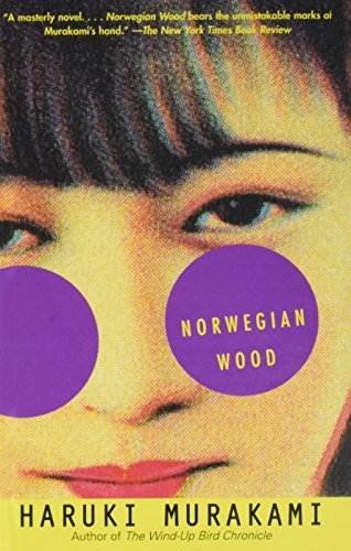 Norwegian Wood, by Haruki Murakami