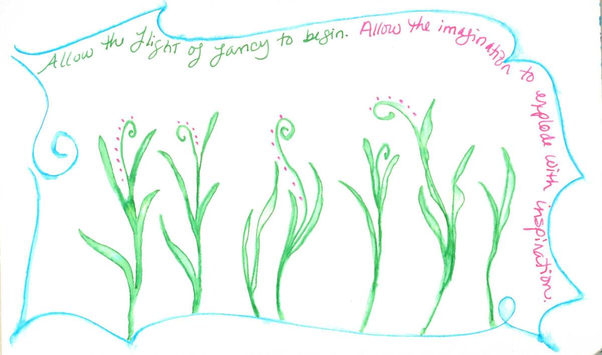Imagination Soars, by Linda Jo Martin - http://lindajomartin.com