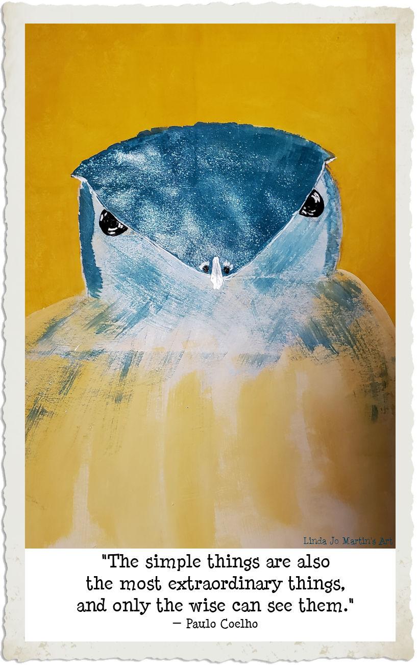 Bird Art by Linda Jo Martin - http://lindajomartin.com