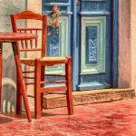Sidewalk Cafe Chair