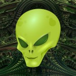 Green Aliens - flash fiction by Linda Jo Martin