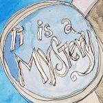 March Mystery Madness 2020, art by Linda Jo Martin