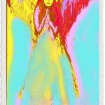 Psalm 91:9-11 - Angel art by Linda Jo Martin http://lindajomartin.com
